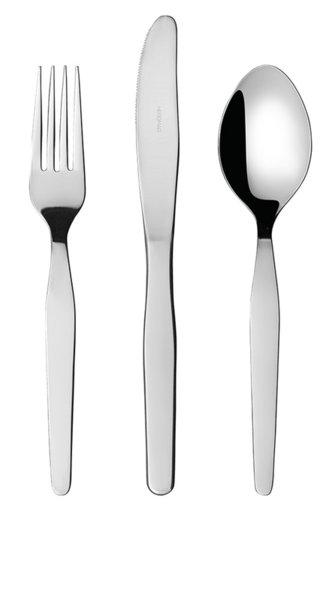 """HERDMAR Комплект прибори за хранене """"2008 - B""""- 24 части"""